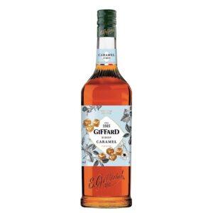Caramel siroop 1L Giffard
