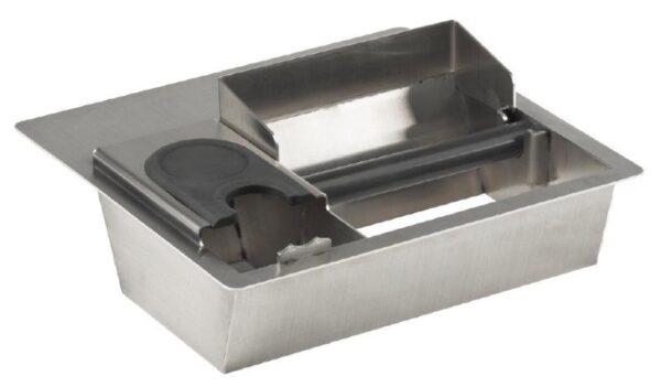 Knockbox Counter Top Combi inbouw Joe Frex