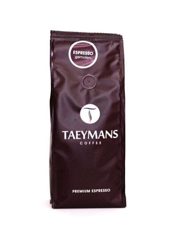 TAEYMANS ESPRESSO gemalen 250 g