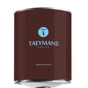 TAEYMANS Premium Dark Espresso Bonen 3 Kg blik