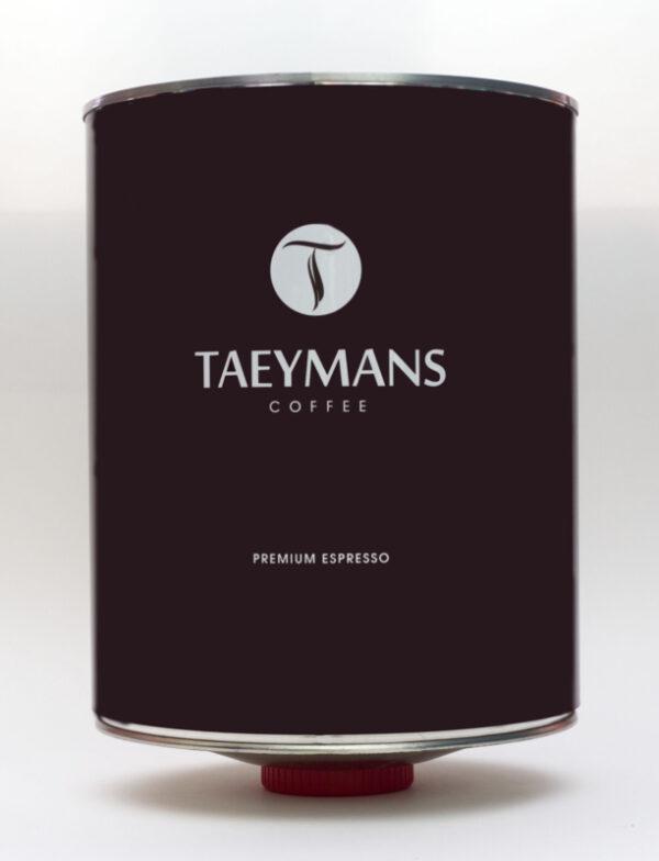 TAEYMANS Premium Espresso Bonen 3 Kg blik