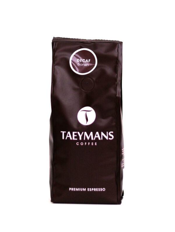 Taeymans Premium Espresso Decafeine Bonen 250g