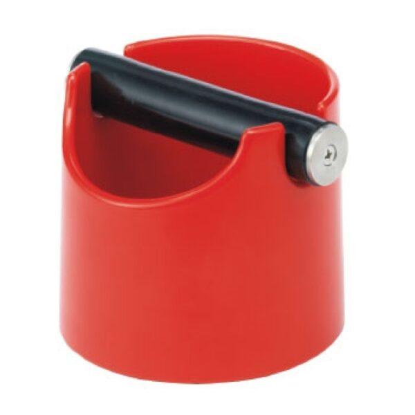 Uitklopbak basic rood plastic + siliconen