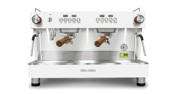 ASCASO BARISTA T ONE White & Wood 2GR
