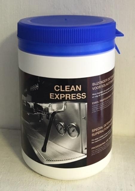 CLEAN EXPRESS REINIGINGSTABLETTEN