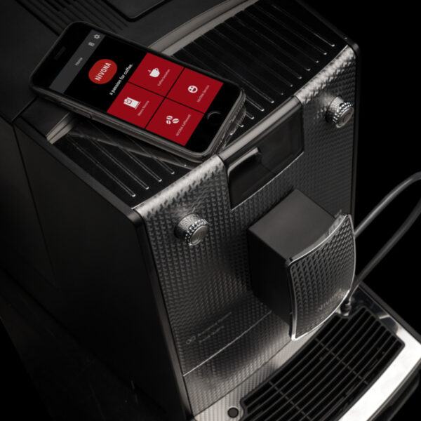 NIVONA CR789 Dimension Black 3D, TFT display, Onetouch