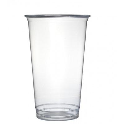 Plastic beker 16oz