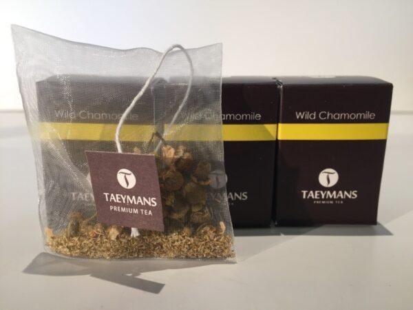 TAEYMANS PREMIUM TEA Wild Chamomile (48 doosjes - display)