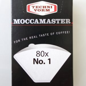 Moccamaster Filterpapier Cup-One
