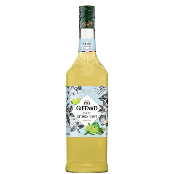 Giffard Limoen siroop 1L