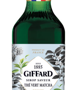 Giffard Matcha siroop 1L