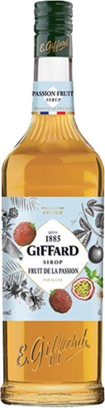 Giffard Passievruchten siroop 1L