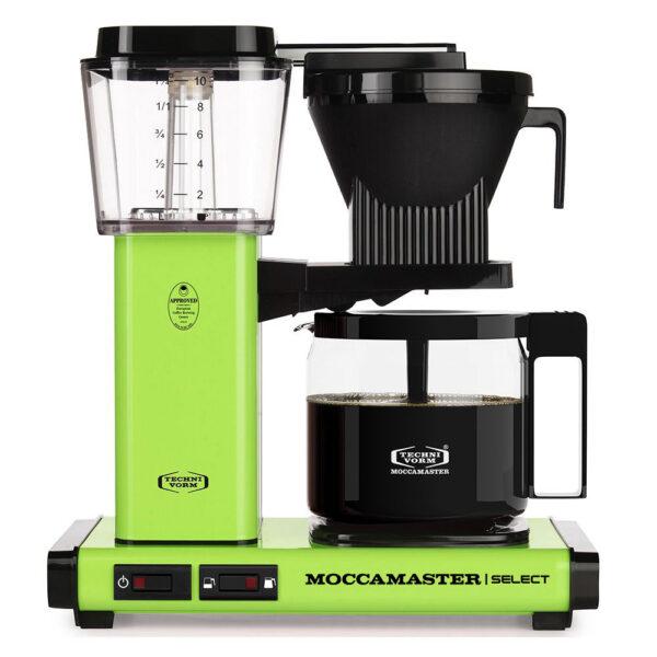 Moccamaster KBG Select Fresh Green
